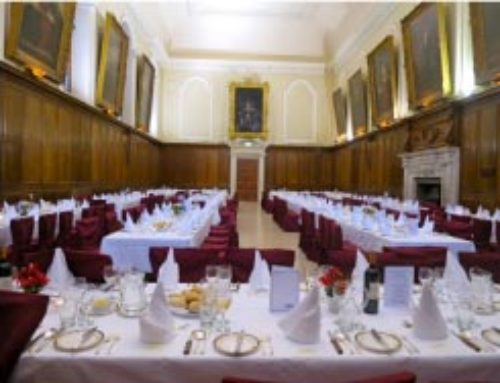 1854 Dinner, Friday 26 April 2019 – booking shortly