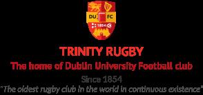 DUFC | Trinity Rugby Logo