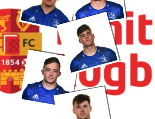 Trinity  Academy – 5 feature for Leinster